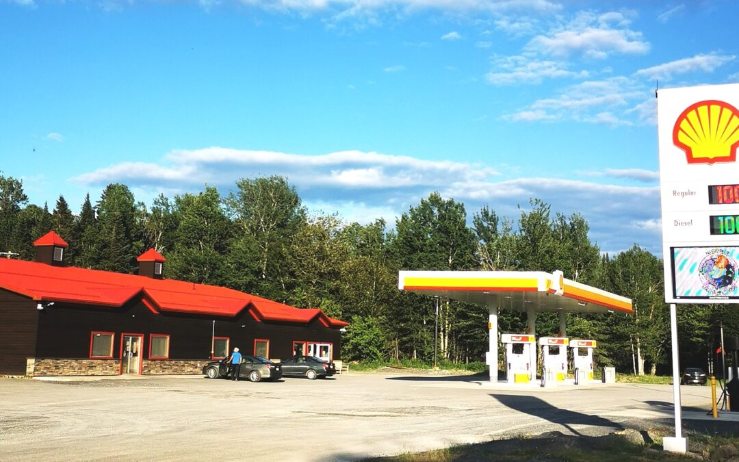 Maliseet Convenience & Gas Bar Renovation